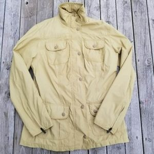 Barbour waterproof and breathable jacket